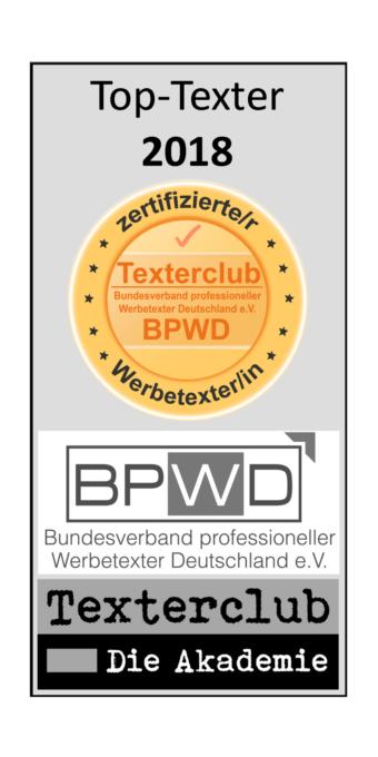 #werbetext #textersiegel